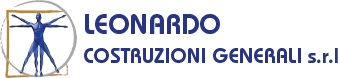 Leonardo Costruzioni Generali srl Logo